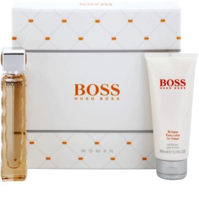 Hugo Boss Boss Orange set cadou
