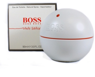 Hugo Boss Boss In Motion White eau de toilette férfiaknak