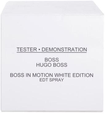 Hugo Boss Boss In Motion White toaletní voda tester pro muže 3