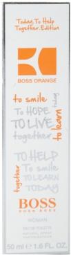 Hugo Boss Boss Orange Charity Edition toaletní voda pro ženy 4