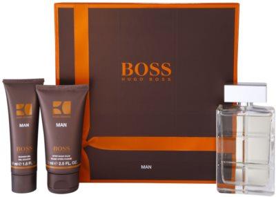 Hugo Boss Boss Orange Man ajándékszett