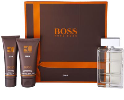 Hugo Boss Boss Orange Man set cadou