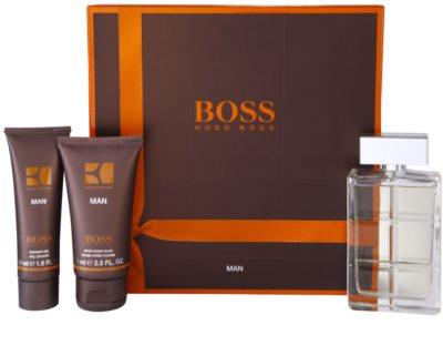 Hugo Boss Boss Orange Man подарунковий набір