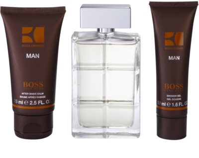 Hugo Boss Boss Orange Man set cadou 1