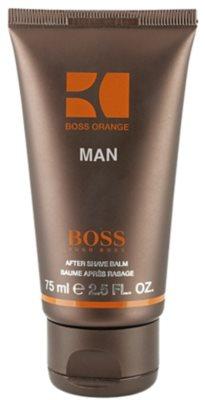 Hugo Boss Boss Orange Man After Shave balsam pentru barbati