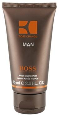 Hugo Boss Boss Orange Man bálsamo após barbear para homens