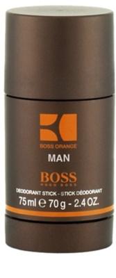 Hugo Boss Boss Orange Man desodorizante em stick para homens