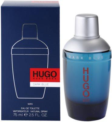 Hugo Boss Hugo Dark Blue Eau de Toilette für Herren