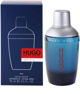 Hugo Boss Hugo Dark Blue туалетна вода для чоловіків