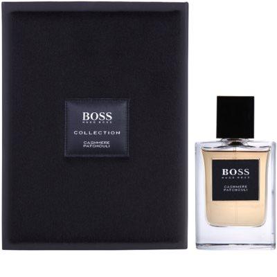 Hugo Boss Boss The Collection Cashmere & Patchouli eau de toilette férfiaknak