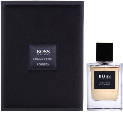 Hugo Boss Boss The Collection Cashmere & Patchouli тоалетна вода за мъже