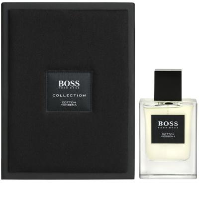 Hugo Boss Boss The Collection Cotton & Verbena eau de toilette para hombre