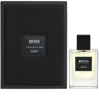 Hugo Boss Boss The Collection Cotton & Verbena toaletna voda za moške