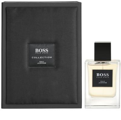 Hugo Boss Boss The Collection Silk & Jasmine Eau de Toilette pentru barbati