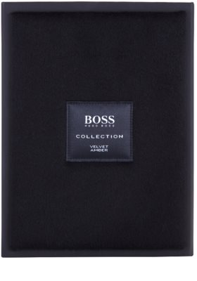 Hugo Boss Boss The Collection Velvet & Amber Eau de Toilette para homens 4