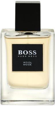 Hugo Boss Boss The Collection Wool & Musk woda toaletowa dla mężczyzn 3