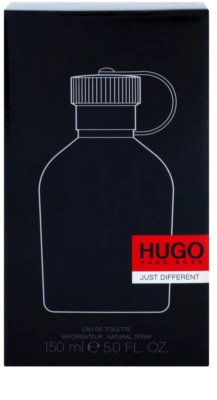 Hugo Boss Hugo Just Different Eau de Toilette pentru barbati 3