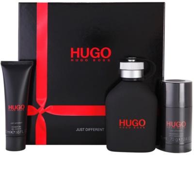 Hugo Boss Hugo Just Different set cadou