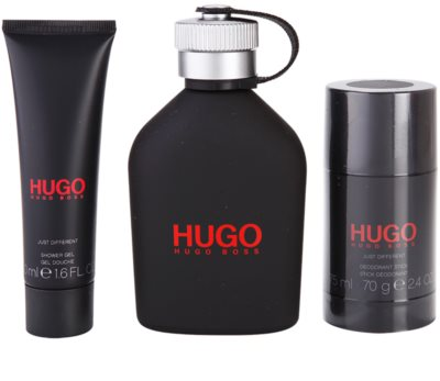 Hugo Boss Hugo Just Different lote de regalo 1