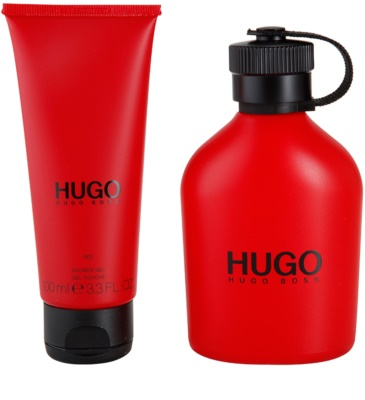 Hugo Boss Hugo Red set cadou 1