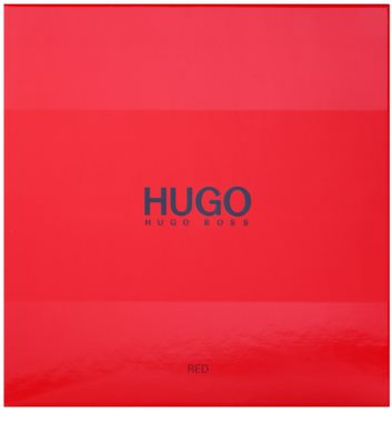 Hugo Boss Hugo Red lote de regalo 2