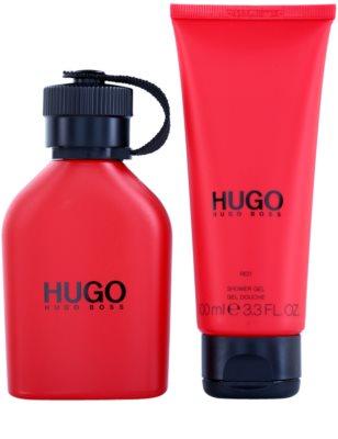 Hugo Boss Hugo Red lote de regalo 1