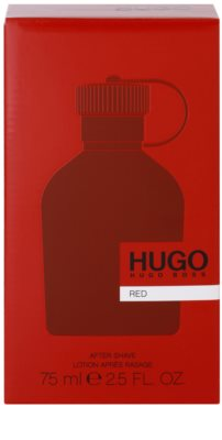 Hugo Boss Hugo Red after shave para homens 3