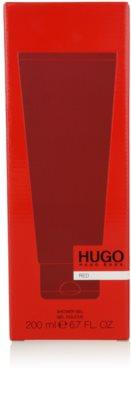 Hugo Boss Hugo Red Duschgel für Herren 3