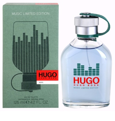 Hugo Boss Hugo Music Limited Edition Eau de Toilette für Herren