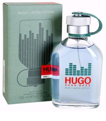 Hugo Boss Hugo Music Limited Edition Eau de Toilette pentru barbati 1