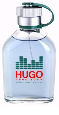 Hugo Boss Hugo Music Limited Edition Eau de Toilette für Herren 2
