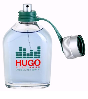 Hugo Boss Hugo Music Limited Edition Eau de Toilette für Herren 3