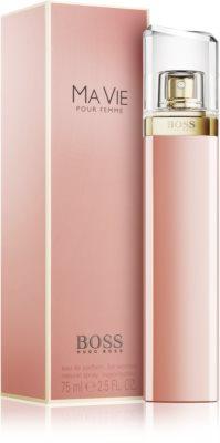 Hugo Boss Boss Ma Vie Eau de Parfum para mulheres 1