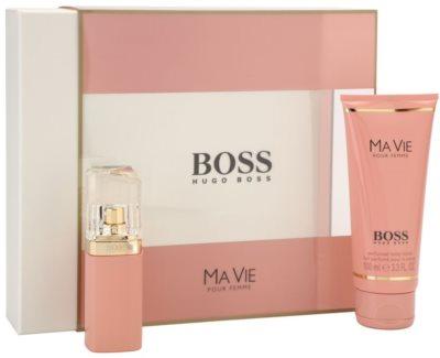 Hugo Boss Boss Ma Vie dárková sada