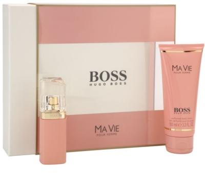Hugo Boss Boss Ma Vie zestaw upominkowy