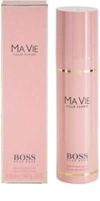 Hugo Boss Boss Ma Vie deodorant Spray para mulheres