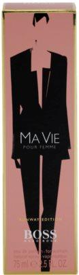 Hugo Boss Boss Ma Vie Runway Edition 2015 eau de parfum para mujer 4