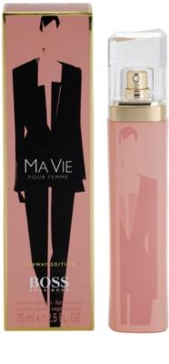 Hugo Boss Boss Ma Vie Runway Edition 2015 parfémovaná voda pro ženy