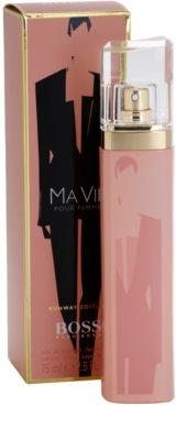 Hugo Boss Boss Ma Vie Runway Edition 2015 parfémovaná voda pro ženy 1