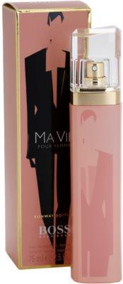 Hugo Boss Boss Ma Vie Runway Edition 2015 eau de parfum para mujer 1