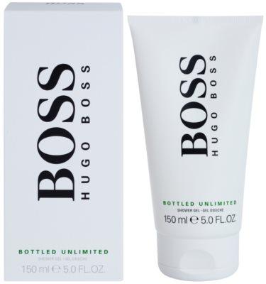 Hugo Boss Boss No.6 Bottled Unlimited gel za prhanje za moške