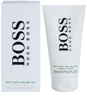 Hugo Boss Boss No.6 Bottled Unlimited tusfürdő férfiaknak
