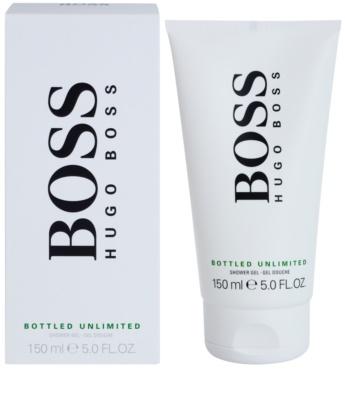 Hugo Boss Boss No.6 Bottled Unlimited гель для душу для чоловіків