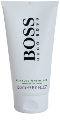 Hugo Boss Boss No.6 Bottled Unlimited gel de ducha para hombre 1
