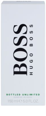 Hugo Boss Boss No.6 Bottled Unlimited tusfürdő férfiaknak 2