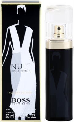 Hugo Boss Boss Nuit Pour Femme Runway Edition 2015 Eau de Parfum para mulheres