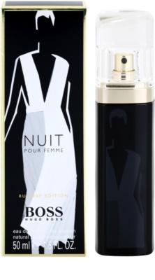 Hugo Boss Boss Nuit Pour Femme Runway Edition 2015 parfémovaná voda pro ženy