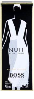 Hugo Boss Boss Nuit Pour Femme Runway Edition 2015 Eau De Parfum pentru femei 4