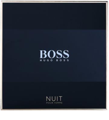 Hugo Boss Boss Nuit Pour Femme set cadou 2