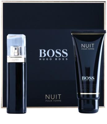 Hugo Boss Boss Nuit Pour Femme ajándékszett